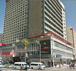 Natal Bank Building Office To Rent, Durban