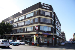 Wheeler House Office To Rent, Durban